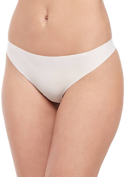 Calvin Klein 3-Pack Invisibles Thong