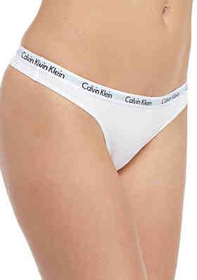 5b90574222c Calvin Klein 3-Pack Carousel Thong - QD3587 ...