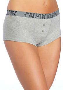 Calvin Klein Ultimate Cotton Boyshort - QD3639