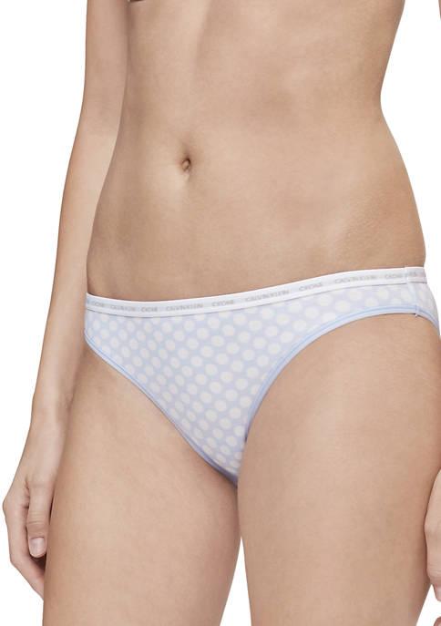 Calvin Klein CK One Cotton Multipant Bikini