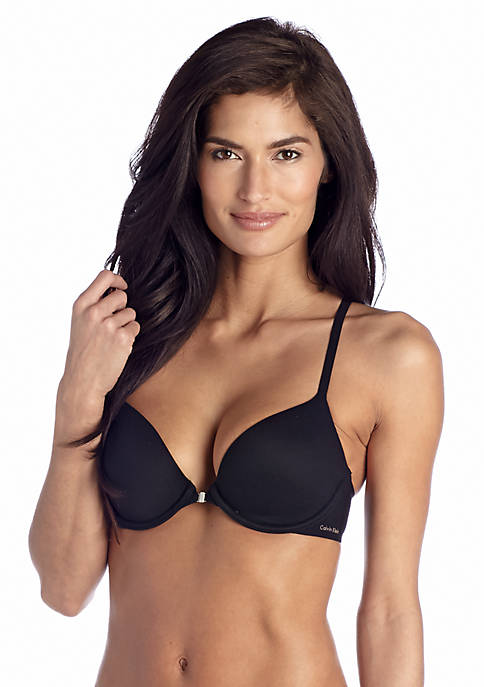 Calvin Klein Perfectly Fit Memory Touch Racerback Bra