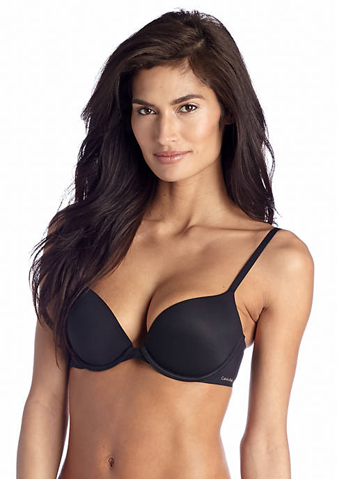 Calvin Klein Memory Touch Push-Up Bra