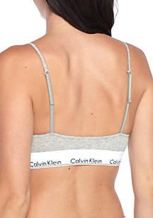 e57094d152 Calvin Klein Modern Cotton Skinny Strap Bralette Calvin Klein Modern Cotton  Skinny Strap Bralette
