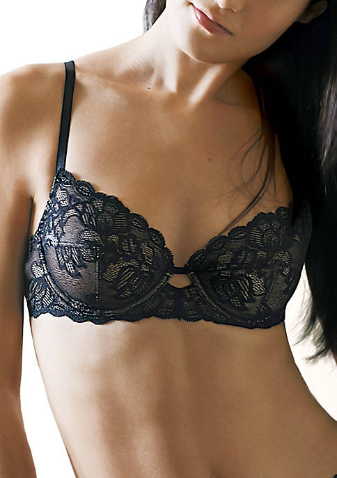 Calvin Klein Seductive Comfort Lace Bra