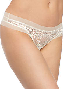 Lace Endless Thong - QF1787