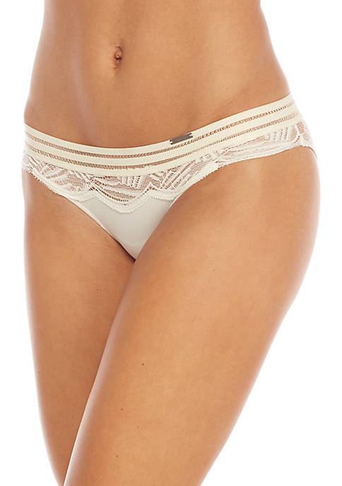 Calvin Klein Perfectly Fit Fire Lace Bikini- QF4373