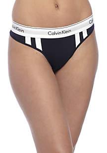 Modern Cotton Thong