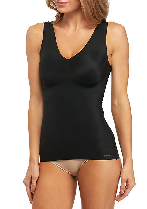 Invisible Slip Tank