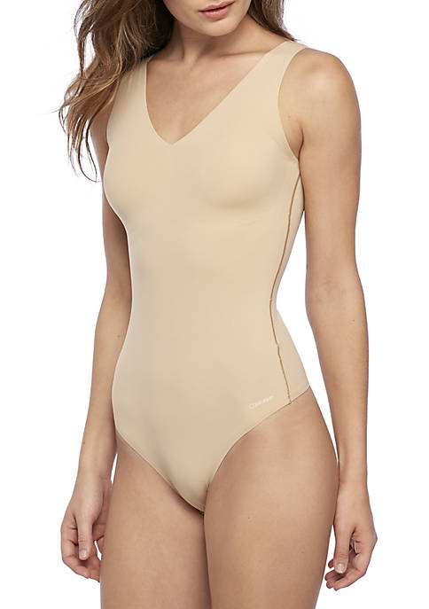 Calvin Klein Invisible Slip Bodysuit