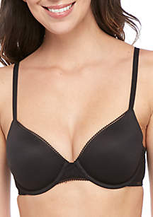 Calvin Klein Perfectly Fit Lace Lined Full Coverage Underwire Bra