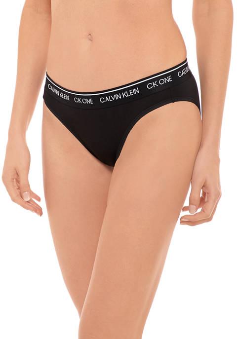 Calvin Klein Cotton Bikini