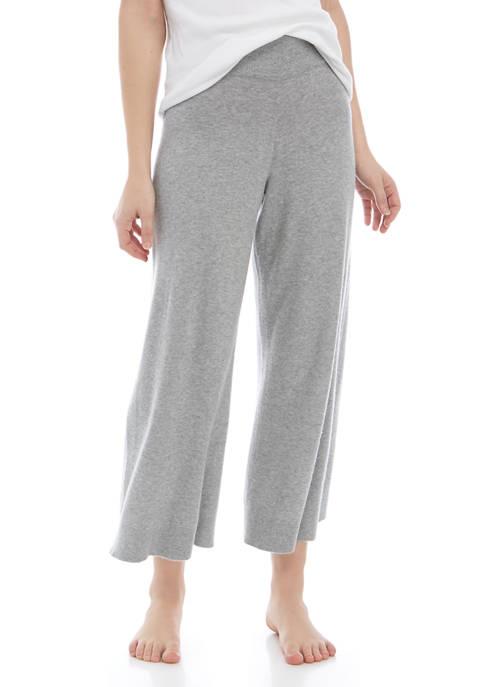 Calvin Klein Sophisticated Knit Sleep Pants