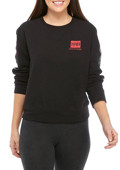 Calvin Klein 1981 Bold Lounge Sweatshirt