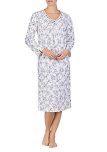 Flannel Ballet Gown