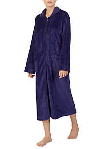 Cable Chenille Robe