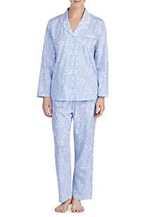 2-Piece Jersey Pajama Set