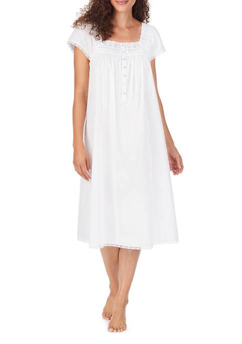 Eileen West Cotton Waltz Nightgown