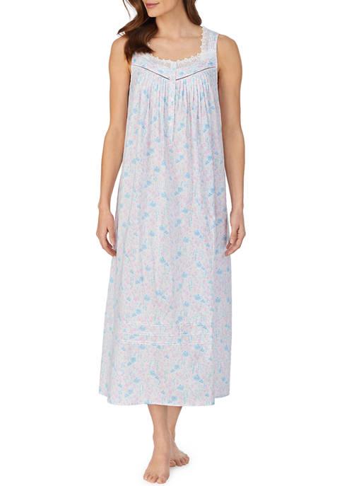 Eileen West Sleeveless Woven Ballet Nightgown