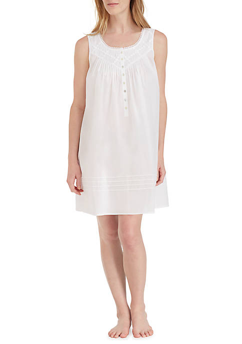 Eileen West Short Chemise Nightgown