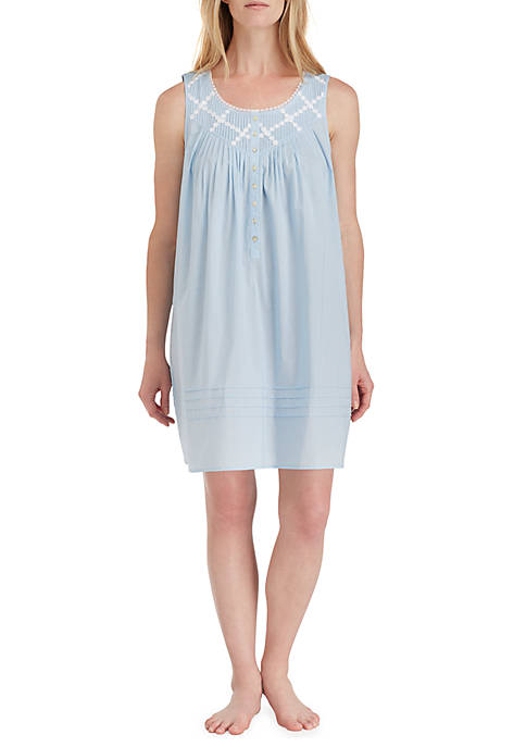 Eileen West Short Chemise Nightgown