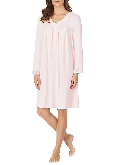 Eileen West Sweater Knit Night Gown