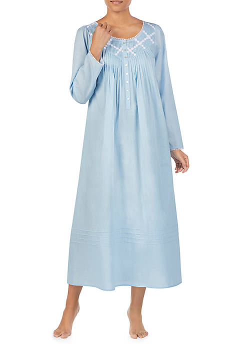 Eileen West Womens Cotton Nightgown