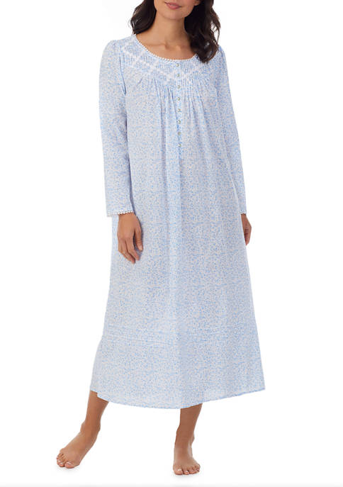 Eileen West Cotton Nightgown