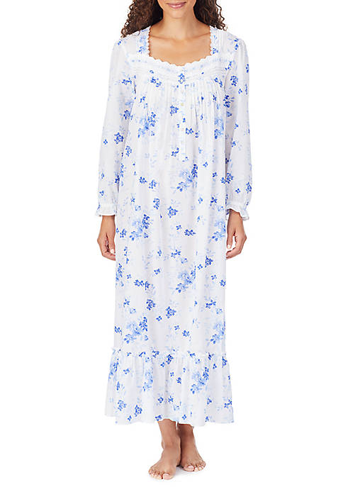 Womens Cotton Ballet Nightgown