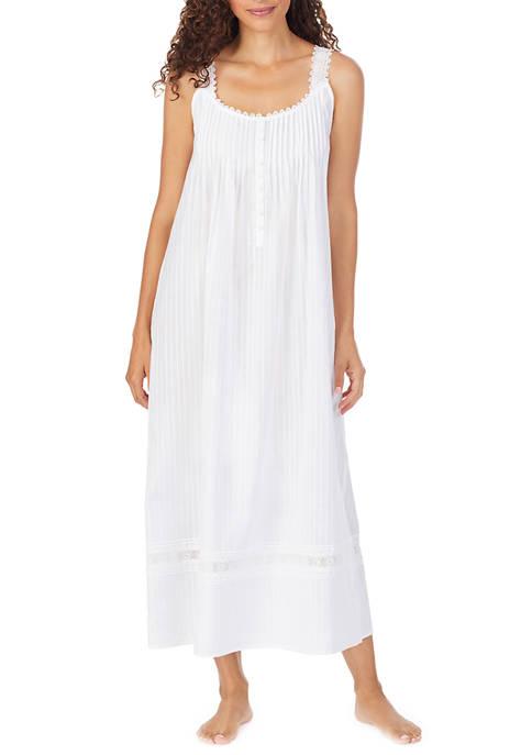 Eileen West Dobby Stripe Nightgown