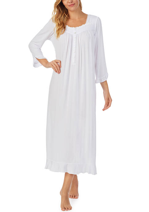 Eileen West Long Sleeve Ballet Nightgown