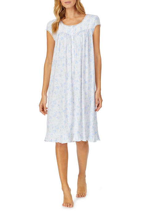 Womens Modal Knit Nightgown