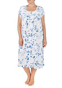 Plus Size Modal Waltz Gown