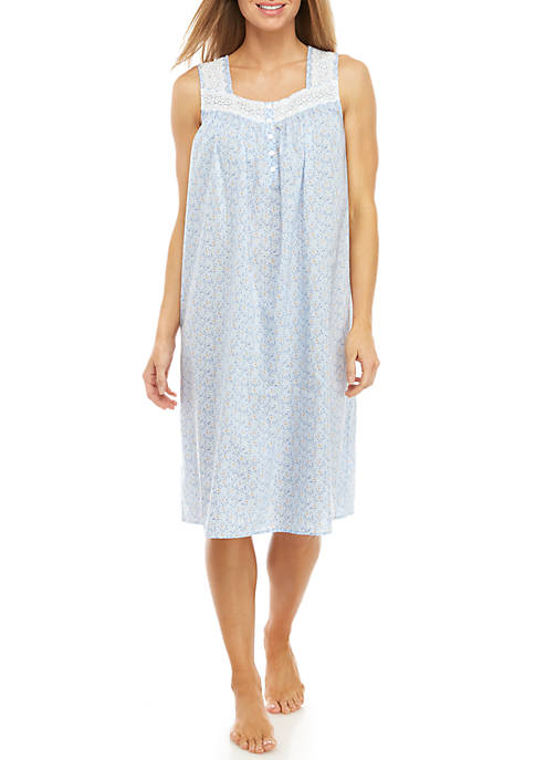 Kim Rogers® Sleeveless Sleep Gown