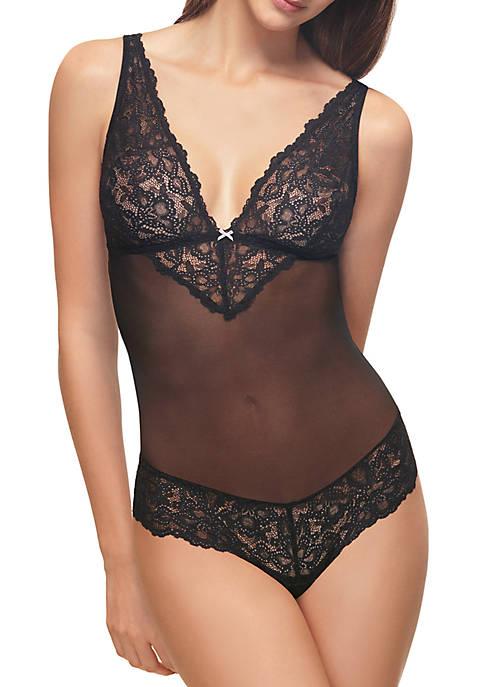 b.tempt'd by Wacoal Charming Bodysuit
