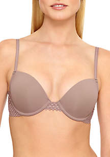 Tied In Dots Contour Bra