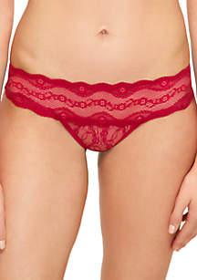 Lace Kiss Thong - 970182
