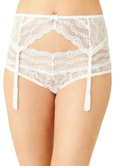 Lace Kiss Garter Belt - 977182