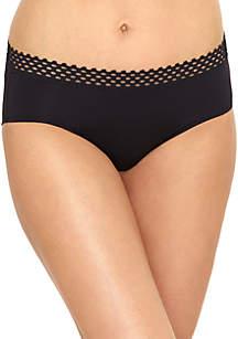 Tied In Dots Love Triangle Bikini
