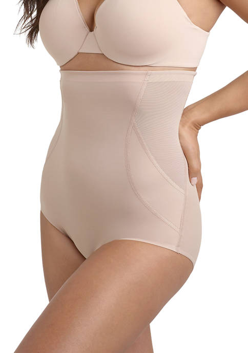 Miraclesuit® Fit and Firm Hi-Waist Briefs