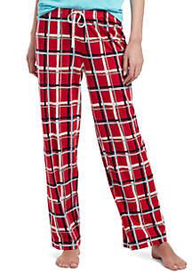 Merry Plaid Pajama Pants