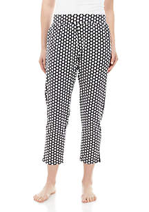 HUE® Polka Dot Skimmer Sleep Pants