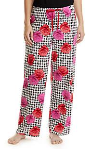 Roses Pizzazz Pajama Pants