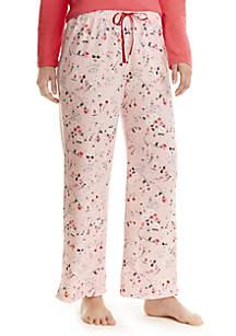 936edcdf73 ... HUE® Rose Spritz Pajama Pants