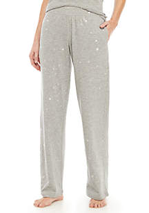 HUE® Star Out Lounge Pants