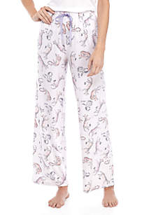 HUE® Leopard World Pajama Pants