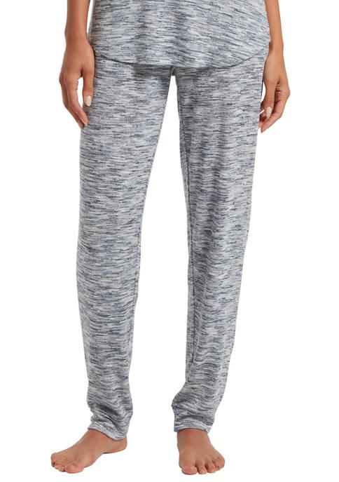 HUE® Space Dye Jogger Pajama Pants