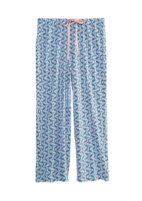 HUE® Toucan Pajama Capris