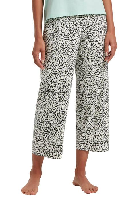 HUE® Sweet Leo Capri Pajama Pants