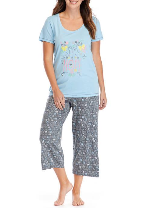 HUE® Seeds of Hope Pajama Set