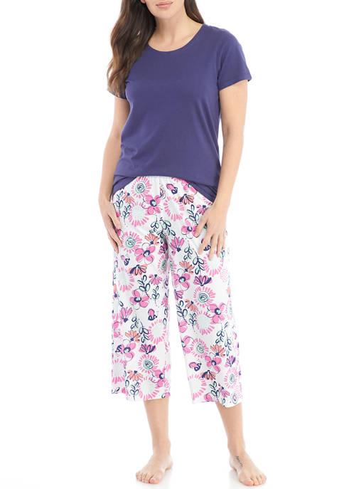 HUE® Scribble Dibble Pajama Set